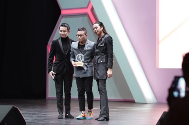 penghargaan beautyfest asia 2018