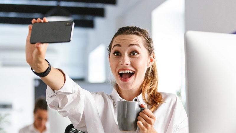 Hobi-Selfie