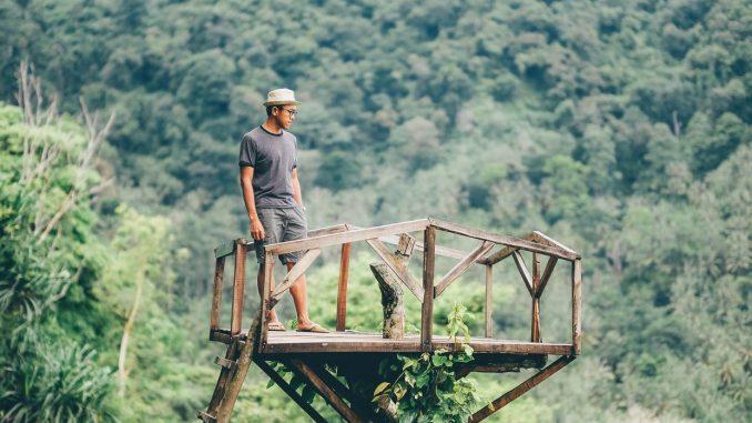 tempat-wisata-lombok-rumah-pohon-gangga